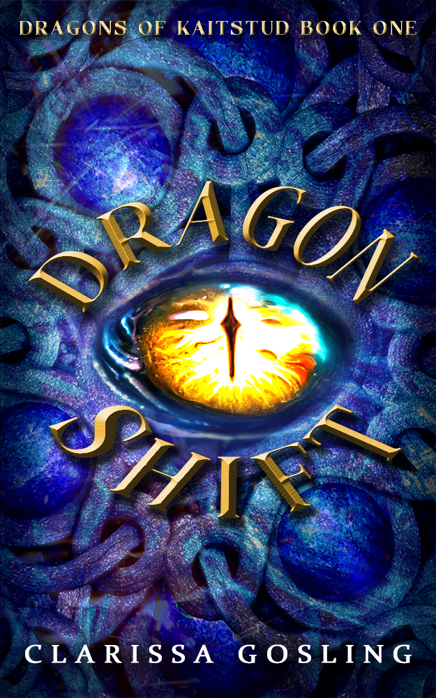 Dragon Shift book cover