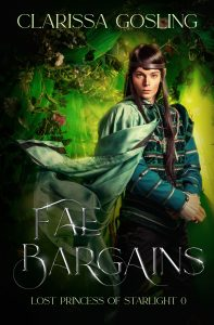 Fae Bargains book cover