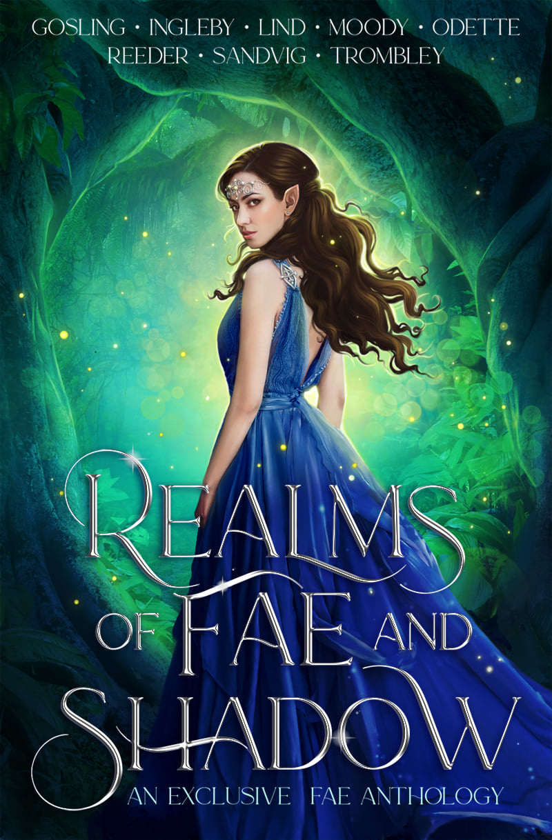 Realms of Fae and Shadow book cover image