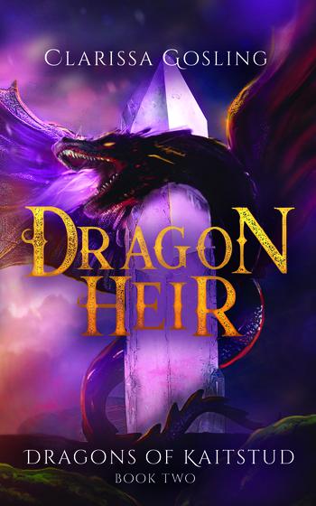Dragon's Heir book cover